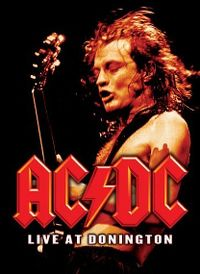 Cover AC/DC - Live At Donington [DVD]